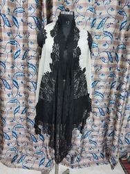 Designer Lace Cape