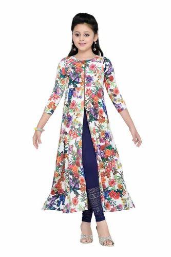 6014da91953e Ambika Clothing . Hunny Bunny Girl s A-Line Dress