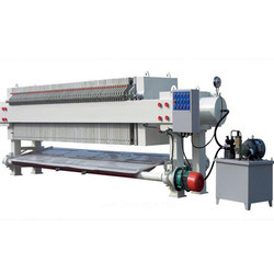 Merit Membrane Type Filter Press