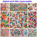 Digital Printing Service for Viscose Fabrics