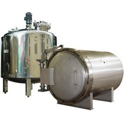 Pharmaceutical Pressure Vessel