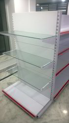 4 Shelve Display Rack
