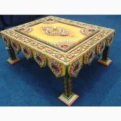 Pooja Decorative Chowki