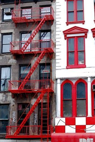 Genial Emergency Escape Staircase