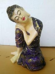 Resin Mahaveer Jain Statue