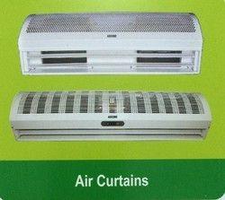 Sleek Door Air Curtains
