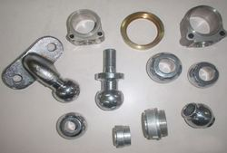 Forging And Machine Components