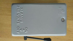 Main Switch Cover