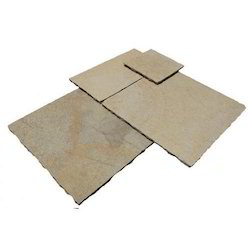 Yellow Lime Paving Slabs