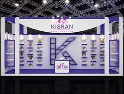 Customized Stall Booth Services