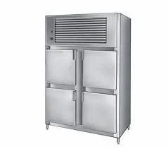 Four Door Refrigerator, Double Door, Top Freezer