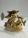 Golden Fish Statue