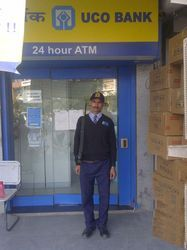 ATM Security Contractor