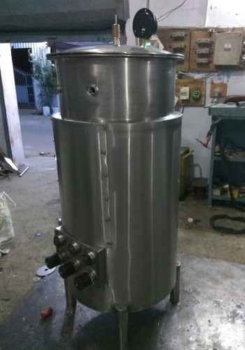 Stainless Steel Steam Boiler at Rs 54000 /number | Stainless Steel ...
