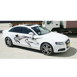 Car Graphic Vinyl Printing Services
