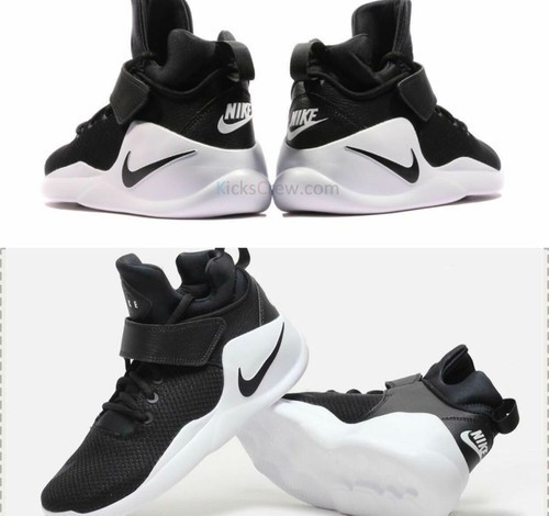 f569bd134836 Black   White Men Nike Kwazi 7a