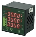 Techno Programmable Digital Three Phase Vif Meter With Relay
