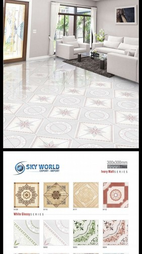 30cm x 30 cm Floor Tiles at Rs 200 /box | Digital Floor Tiles | ID ...