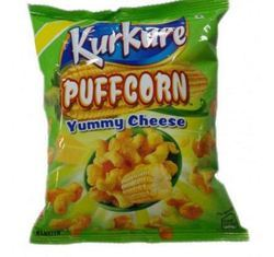 Puffcorn Yummy Cheese