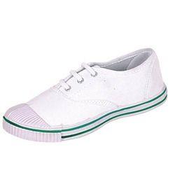 Kayvee Footwear White Tennis Shoes, Rs