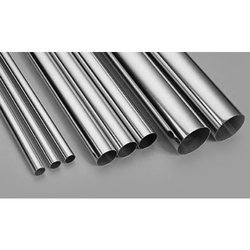 304 Stainless Steel Pipe, Size: 1/2 And 2 Inch