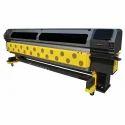 Konica Allwin Flex Printing Machine, Konica Minolta Japanese Print Head