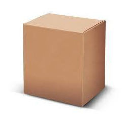 plain packaging box view specifications details of packaging