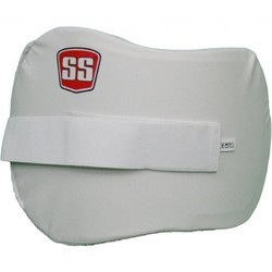 White SS Player Series Chest Guard