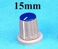 Plastic Collet Knobs 15mm