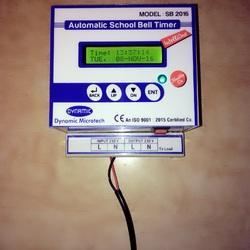 Programmable Automatic School Bell Timer