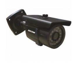 Zicom 600TVL Fixed Lens IR Bullet Camera OSD