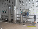 Mineral Water Plant (Capacity - 2000 LPH)