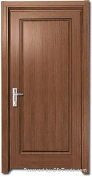 Interior Wooden Panel Door