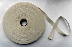 White 2 Inch Pure Cotton Tapes, Packaging Type: Roll, For Used In Transformers