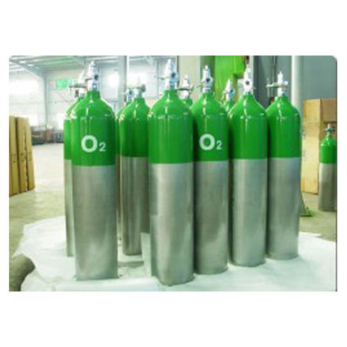 Oxygen Gas Cylinder - View Specifications & Details of