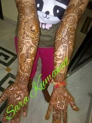 Bridal Mehndie Services