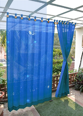 Outdoor Curtain At Rs 15 Square Feet