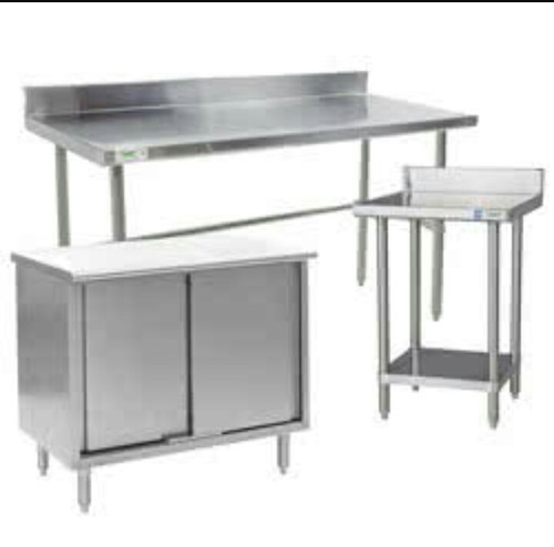 Crystal Kitchen Working Table, Rs 12000 /no, Crystal Engineers ...