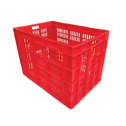 Red Jumbo Crates