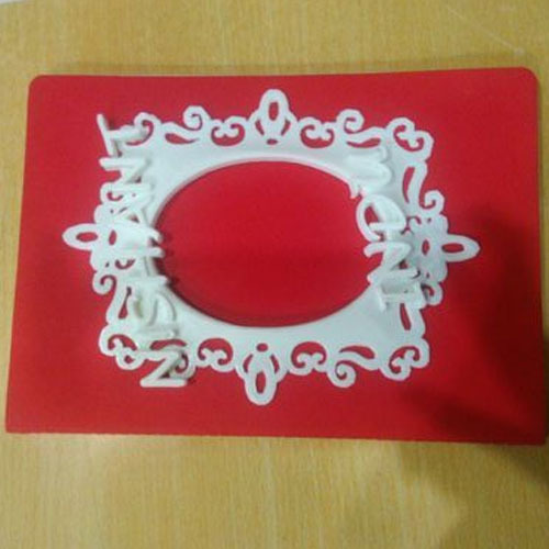 3d Printed Plastic Photo Frame At Rs 35 Cubic Centimeter Volume 3d Picture Frame Id 14005850712