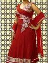 Red Color Anarkali Suits