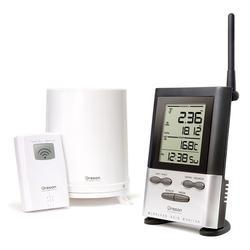 Wireless Rain Gauge with Day Memory
