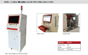Cable Wire Laser Printing Machine