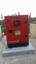 Mahindra 25 KVA DG Sets