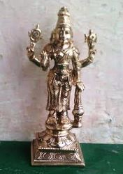 Lord Vishnu 6 Inches Statue