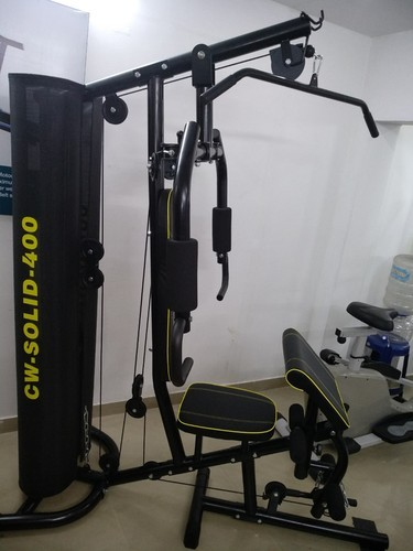 Cardio world home gym model no.: cw400 for household rs 27500