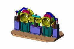 HMC Hydraulic Fixture