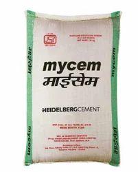 Mycem Cement Mycem Portland Pozzolana Cement (PPC), 50 kg