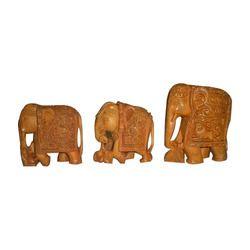 Sandalwood Jhuldaar Elephant