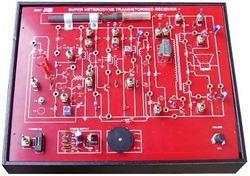 Super Hetrodyne Transistorized Receiver